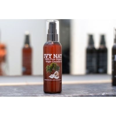 Ivy Nat Organic Coconut Oil