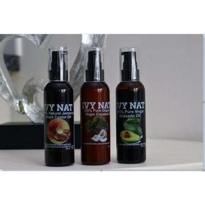 Ivy Nat Natural Oil Set