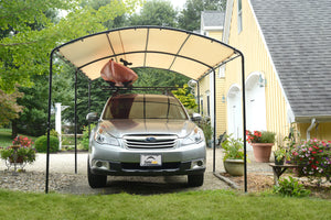 Shelter Logic Monarc Carport and Canopy 9 x 16 - Covered Cars