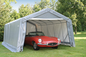 Shelter Logic Peak Style Shelter 12 x 20 - Covered Cars