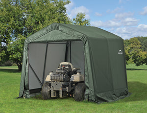 Shelter Logic Equipment Shelter 6 x 8 - Covered Cars