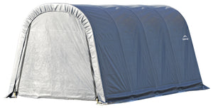 Shelter Logic Round Style Carport and Instant Garage 10 x 16 - Covered Cars