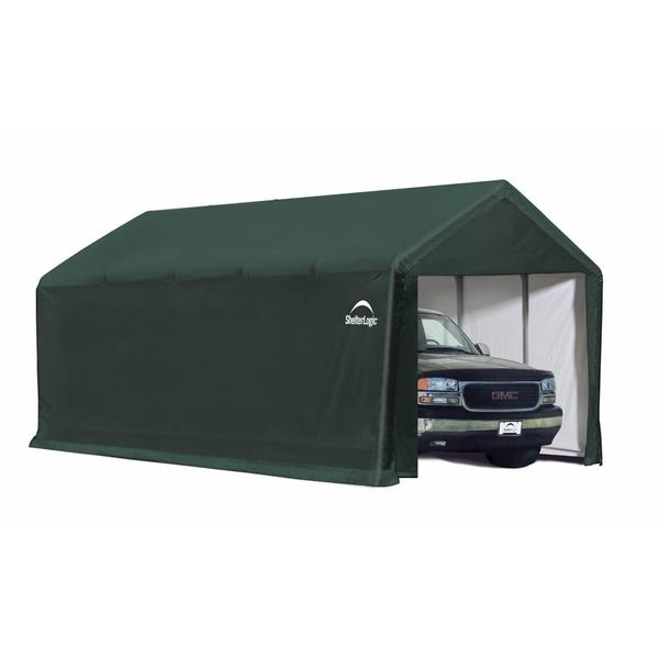 Shelter Logic Snow Rated Instant Garage 12 x 25 - Covered Cars