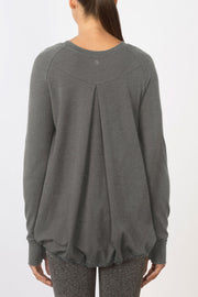 Slouch Terry Pullover at 34.99