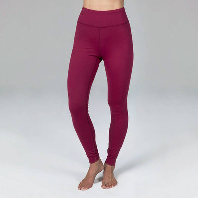 High Waist Legging (Brandy) at 98.00