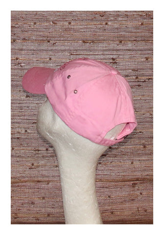 Baseball Cap - Breast Cancer at 19.99