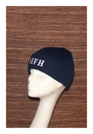 Double Embroidered Watch Cap