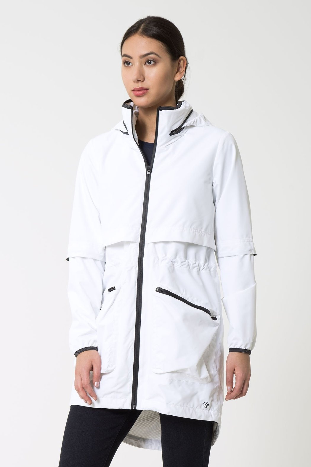 H2O 2.0 MAGIC RAIN JACKET - MPG - White