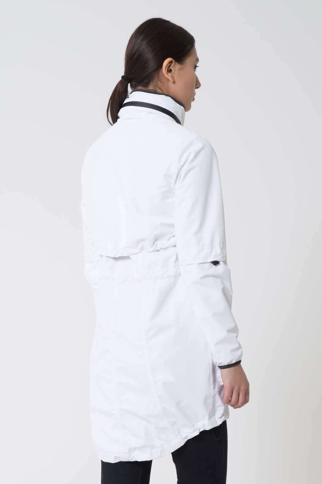 H20 Magic Rain Jacket -White