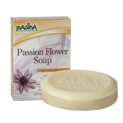 Madina Bar Soaps Passion Flower