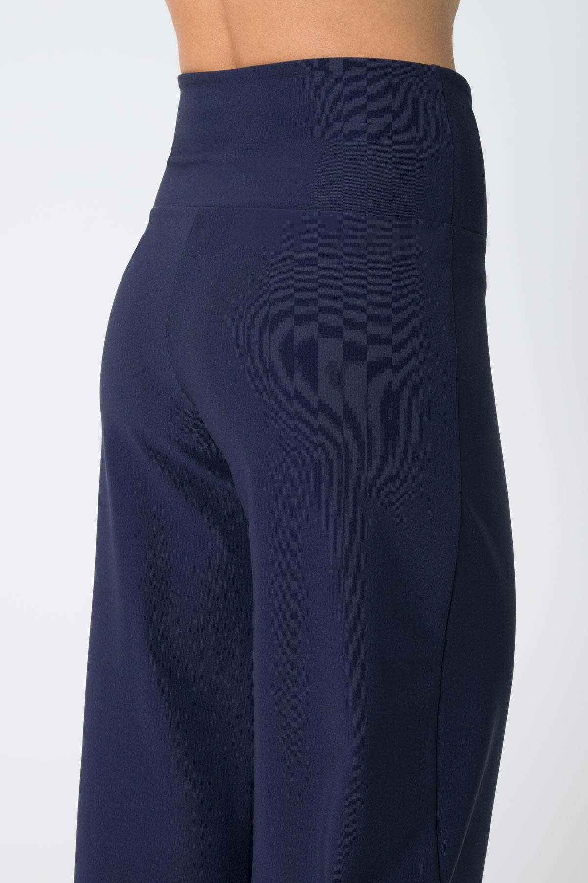 MPG Day to Night Culottes - Navy Sky