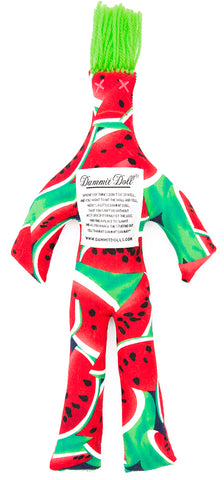 Watermelon Cooler Stress Doll at 14.99