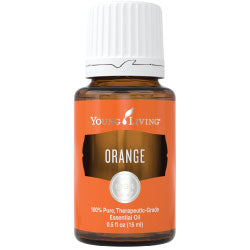 Essential Oil Orange 15 ml