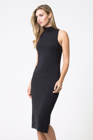 Runway 2.0 Mock Neck Dress at 72.00