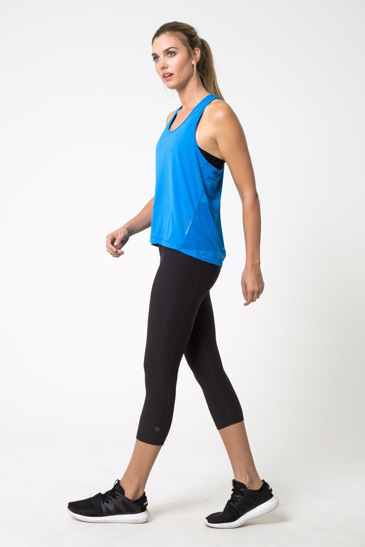 Hover 3.0 Tank Top - Azure