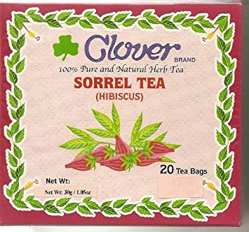 Natural Sorrel (Hibiscus) Tea at 5.99