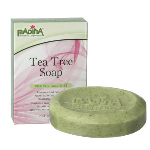 Bar Soaps  Tea Tree Leaf Oil