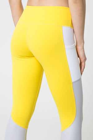 Glider Capri Length Leggings