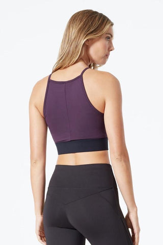 Ion Mesh Crop Top