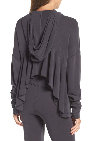 Ebb & Flow Pullover Top with Hood