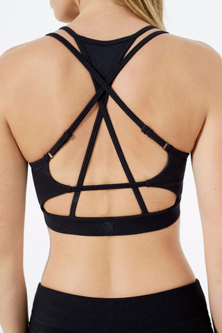 Ama Strappy Back Bra at 44.99