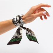 Wristpop - Vicious Print - 100% Artificial Silk