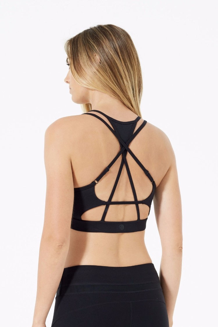 Ama Strappy Back Bra