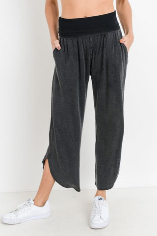 Tulip Pant & Crop Top Hoodie at 74.99