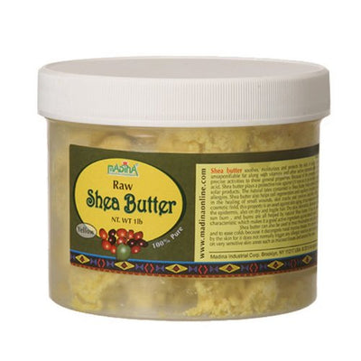 Raw Shea Butter - Yellow at 17.99