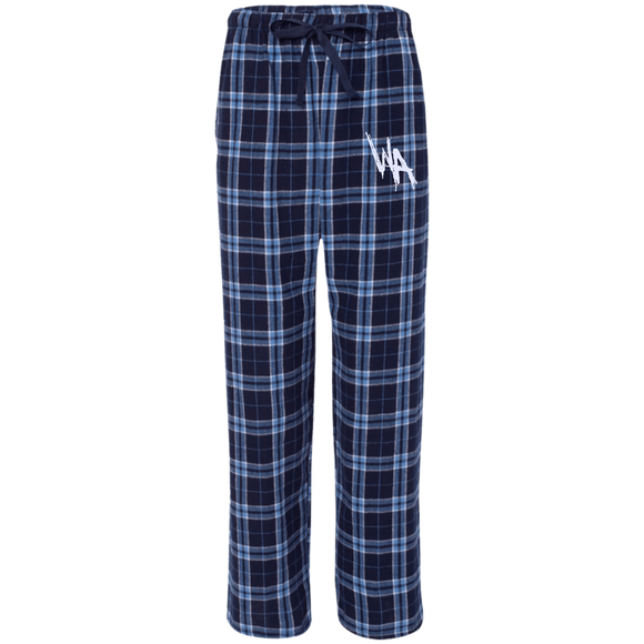 WA Unisex Flannel Pants