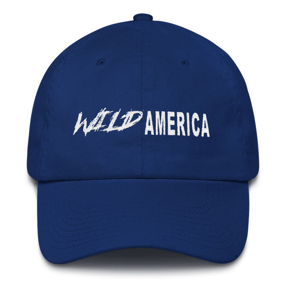 Wild America Cotton Dad Cap
