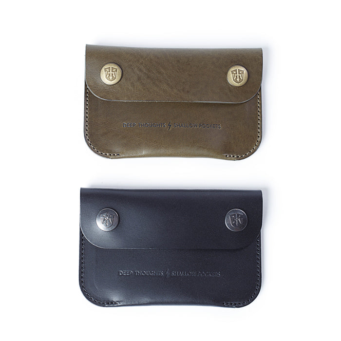 "MARINE MACHINE ""HARVEY DENT"" WALLET"