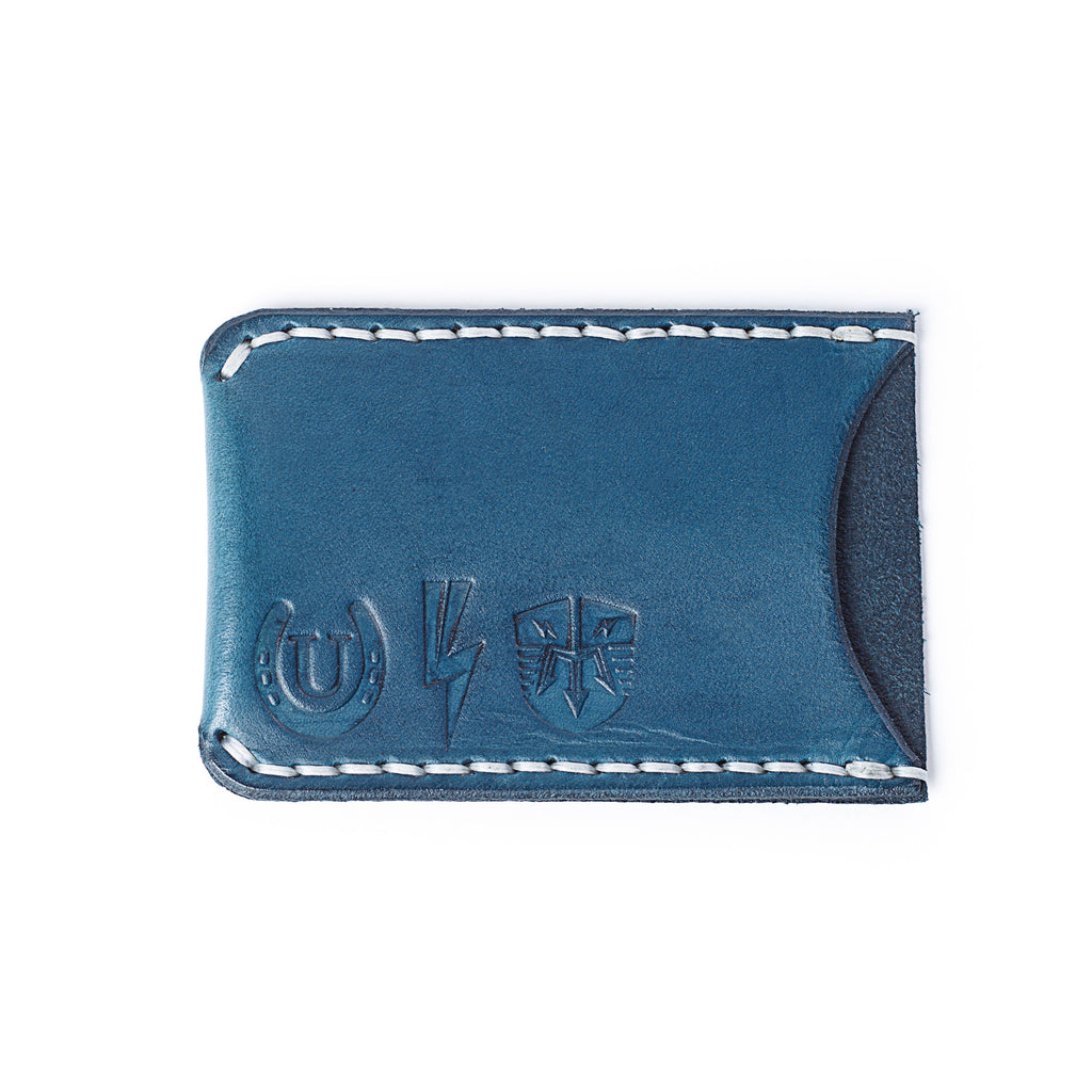 "MARINE MACHINE  UPTON CARD CASE ""WATER VS. CONCRETE"""