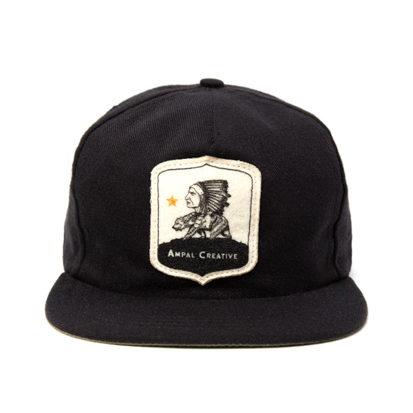 "THE AMPAL CREATIVE ""Chief"" Strapback"