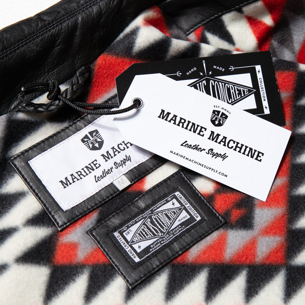 "MARINE MACHINE ""MM15"" Vol. 2 RIDERS JACKET"