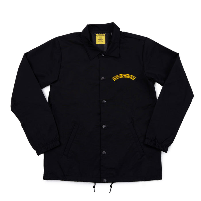 "MARINE MACHINE ""MM31"" PHIL COACH JACKET"