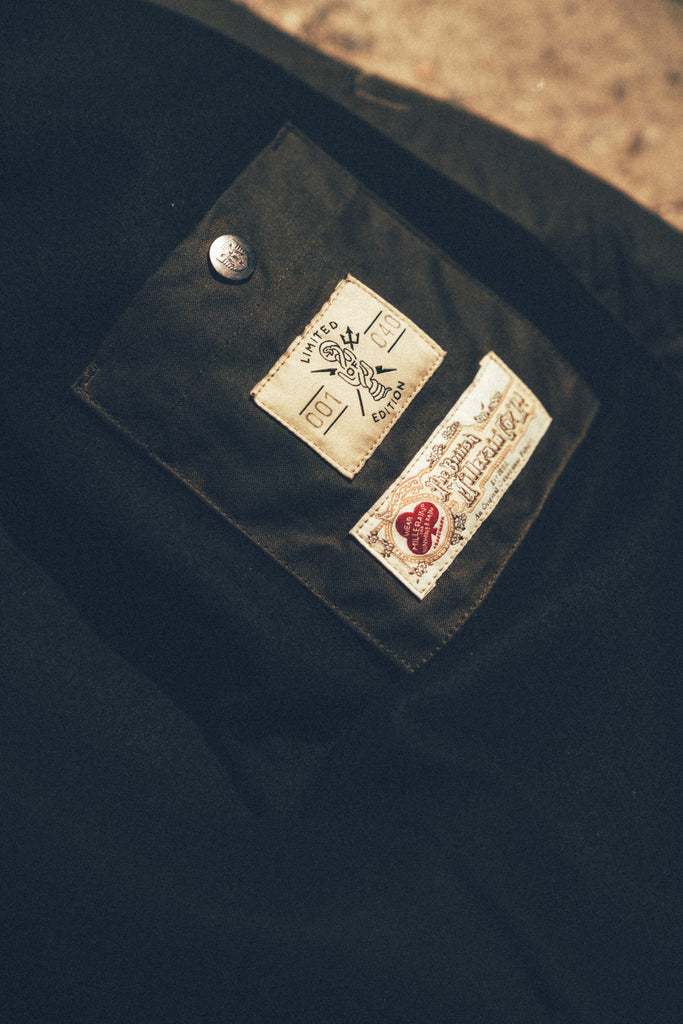 "DRIFTER COLLECTION ""JACK"" TRUCKER JACKET"
