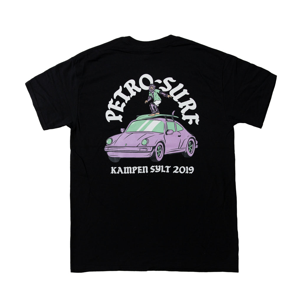 "PETRO-SURF ""Aircooled Teenwolf"" T-SHIRT"