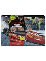 Cars Racetrack Creativity Pack Kit (120+ pc)