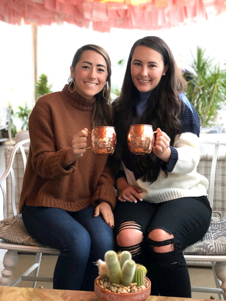 IN THE SPIRIT FEATURING: Lindsay and Morgan Vandygriff, sisters behind @EatingATX