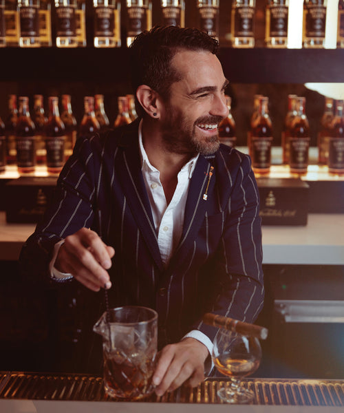 IN THE SPIRIT FEATURING: Gio Gutierrez, Brand Ambassador for Havana Club