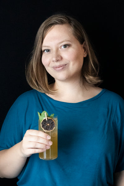 IN THE SPIRIT FEATURING: Amy Traynor, moodymixologist