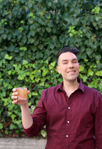 IN THE SPIRIT FEATURING: Dan Magro, Booze Author, Hobbyist Mixologist, Personality