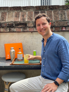IN THE SPIRIT FEATURING: Chris Wirth, Founder @americancocktailco @drinkvolley
