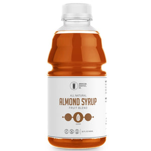 almond syrup 32 oz