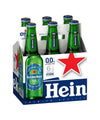 Heineken 0.0 Non-Alcoholic 12oz 6 Pack Bottles