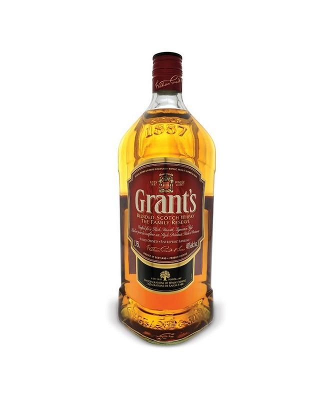 Grant's Family Reserve Blended Scotch Whisky 1.75L