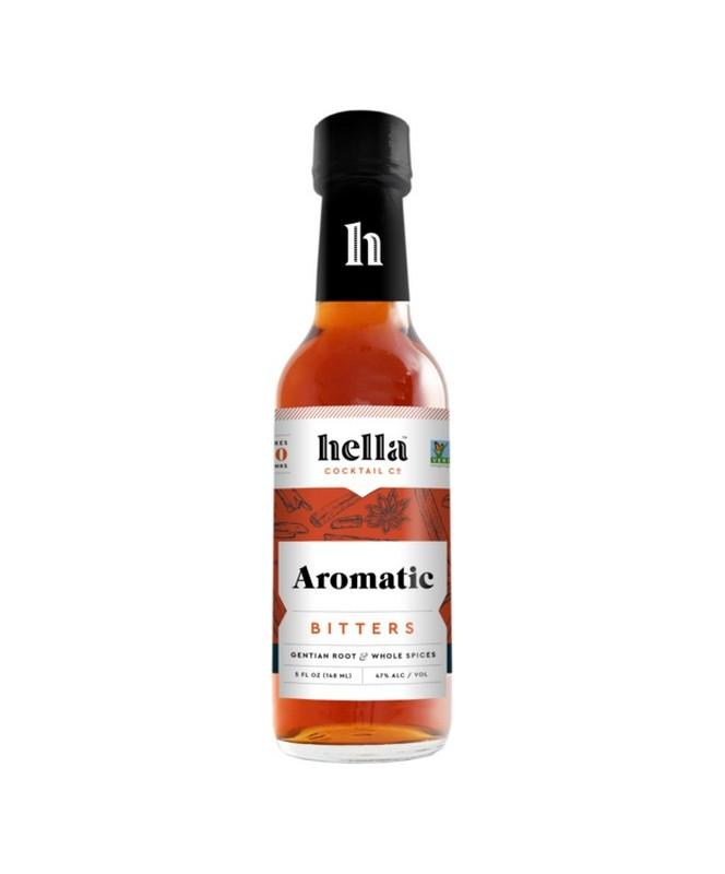 Hella Cocktail Aromatic Bitters 5oz