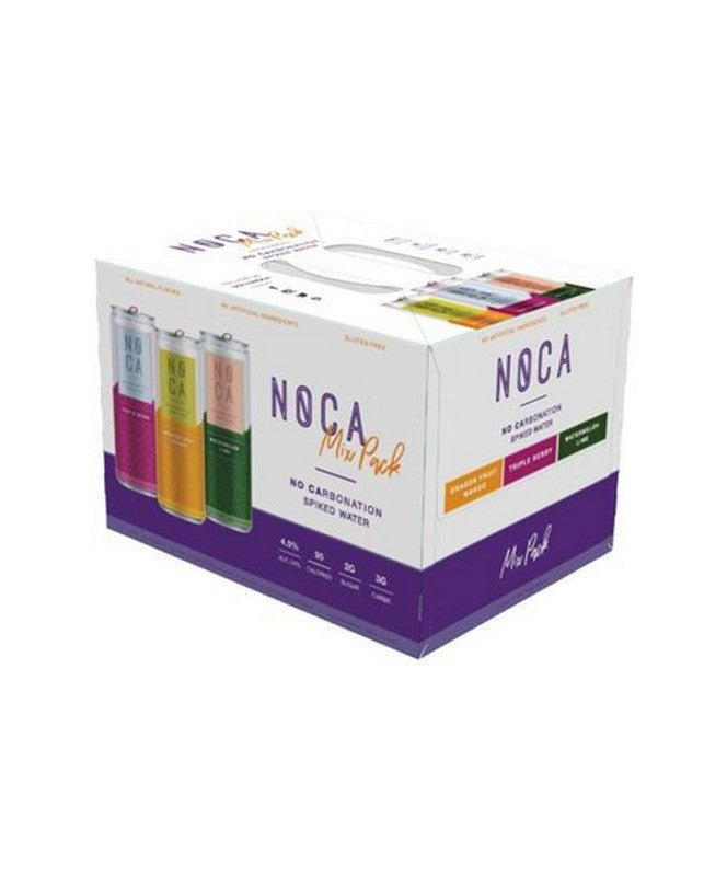 Noca Spiked Water Mix 12oz 12 Pack Cans