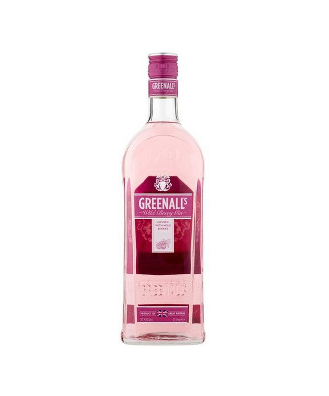 Greenall's Wild Berry London Dry Gin 750mL
